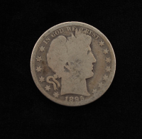 1895 Barber Silver Half-Dollar at PristineAuction.com