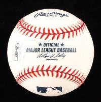 Mariano Rivera Signed OML Baseball (JSA COA) at PristineAuction.com