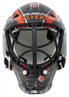 Ron Hextall Signed Flyers Mini Goalie Mask (JSA COA) at PristineAuction.com
