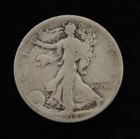 1918 Walking Liberty Silver Half-Dollar at PristineAuction.com