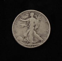 1935-S Walking Liberty Silver Half-Dollar at PristineAuction.com