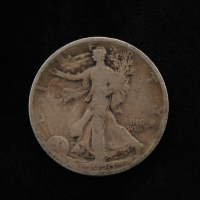 1920 Walking Liberty Silver Half-Dollar at PristineAuction.com