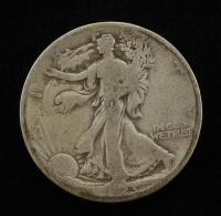 1923-S Walking Liberty Silver Half-Dollar at PristineAuction.com