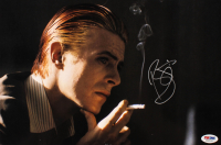 David Bowie Signed 9.5x13.5 Photo (PSA COA) at PristineAuction.com