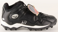 Andre Rison Signed Pony Football Cleat (Schwartz COA) at PristineAuction.com