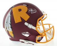 "Joe Theismann Signed Redskins Full-Size AMP Alternate Speed Helmet Inscribed ""83 MVP"" (JSA COA) at PristineAuction.com"