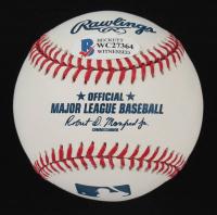 Joey Votto Signed OML Baseball (Beckett COA) at PristineAuction.com