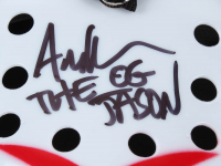"Ari Lehman Signed ""Friday the 13th"" Jason Voorhees Mask Inscribed ""The OG Jason"" (PA COA) at PristineAuction.com"