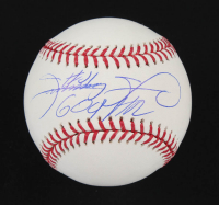 "Sammy Sosa Signed OML Baseball Inscribed ""609 HR"" (Beckett COA) at PristineAuction.com"