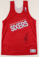Jerry Stackhouse Signed 76ers Jersey (JSA COA) at PristineAuction.com