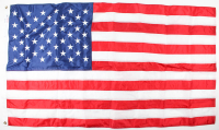 American Flag Flown Over the Capitol on July 20, 2019 (Architect of the Capitol COA) at PristineAuction.com