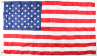 American Flag Flown Over the Capitol on June 5, 2018 (Architect of the Capitol COA) at PristineAuction.com
