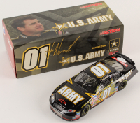Joe Nemechek Signed LE #01 U.S. Army Monte Carlo 1:24 Diecast Car (JSA COA) at PristineAuction.com