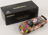 Joe Nemechek Signed LE #6 Ameriquest Mustang 1:24 Diecast Car (JSA COA) at PristineAuction.com
