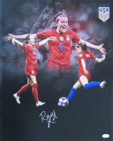 Rose Lavelle Signed Team USA Womens Soccer 16x20 Photo (JSA COA) at PristineAuction.com