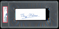Buzz Aldrin Signed 3x5 Cut (PSA Encapsulated) at PristineAuction.com