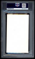 Herbert Carter Signed 2.75x4.75 Cut (PSA Encapsulated) at PristineAuction.com