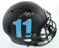 A.J. Brown Signed Titans Full-Size Speed Helmet (JSA COA) at PristineAuction.com