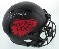 Joe Montana Signed Chiefs Full-Size Eclipse Alternate Speed Helmet (Beckett COA) at PristineAuction.com