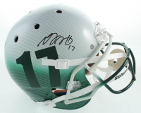 Davante Adams Signed Full-Size Authentic On-Field Hydro-Dipped Helmet (JSA COA) at PristineAuction.com