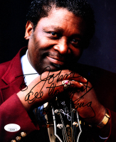 "B.B. King Signed 7.25x9 Photo Inscribed ""All The Best"" (JSA COA) at PristineAuction.com"