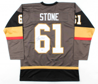 Mark Stone Signed Jersey (Beckett COA) at PristineAuction.com