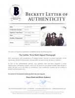 Jaren Johnston, Neil Mason & Kelby Ray Signed The Cadillac Three 8x10 Photo (Beckett LOA) at PristineAuction.com