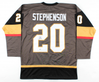 Chandler Stephenson Signed Jersey (Beckett COA) at PristineAuction.com