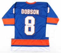 Noah Dobson Signed Jersey (Beckett COA) at PristineAuction.com