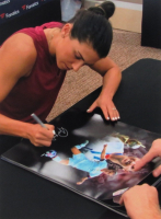 Alex Morgan Signed USA Women's Soccer 16x20 Photo (JSA COA) at PristineAuction.com
