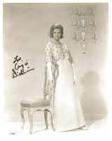 """Angie Dickinson Signed 8x10 Photo Inscribed """"Love,"""" (JSA COA) at PristineAuction.com"""
