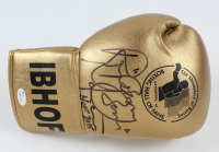 """Ray Mancini Signed IBHOF Boxing Glove Inscribed """"HOF 2015"""" (JSA COA) at PristineAuction.com"""