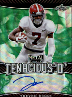 2020 Leaf Metal Draft Football Hobby Box of (5) Cards at PristineAuction.com