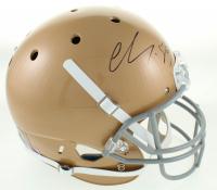 Chase Claypool Signed Notre Dame Fighting Irish Full Size Helmet (JSA COA) at PristineAuction.com