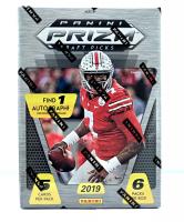 2019 Panini Prizm Football Draft Picks Blaster Box of (30) Cards at PristineAuction.com