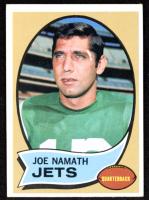 Joe Namath 1970 Topps #150 at PristineAuction.com