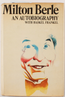 """Milton Berle Signed """"Milton Berle: An Autobiography, with Haskel Frankel"""" Hard-Cover Book Inscribed """"Love"""" & """"Uncle Miltie"""" (Stacks of Plaques COA) at PristineAuction.com"""