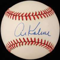 Al Kaline Signed OAL Baseball (JSA COA) at PristineAuction.com