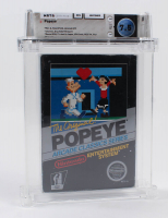 "1986 ""Popeye"" Nintendo NES Video Game (WATA 7.5) at PristineAuction.com"