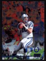 Peyton Manning 1999 Stadium Club Chrome Previews #C3 at PristineAuction.com
