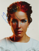 Halsey Signed 8x10 Photo (PSA Hologram) at PristineAuction.com