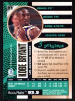 Kobe Bryant 1997 Score Board Autographed BK #11 at PristineAuction.com