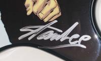 "Stan Lee & Chris Hemsworth Signed ""Thor"" Electric Guitar Inscribed ""Thor"" (Lee Hologram & Official Pix Hologram) at PristineAuction.com"