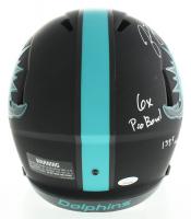 "Jason Taylor Signed Dolphins Full-Size Eclipse Alternate Speed Helmet Inscribed ""HOF 17"" & ""139.5 Career Sacks"" & ""6X Pro Bowl"" (JSA COA) at PristineAuction.com"