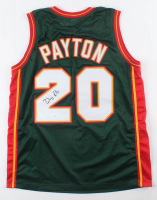 Gary Payton Signed Jersey (JSA COA) at PristineAuction.com