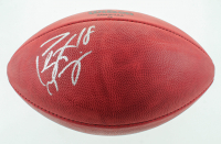"Peyton Manning Signed Official NFL ""The Duke"" Game Ball Football (PSA Hologram) at PristineAuction.com"