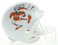 Frank Gore Signed Miami Hurricanes Full-Size Helmet (JSA COA) at PristineAuction.com