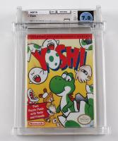 "1992 ""Yoshi"" Nintendo NES Video Game (WATA 7.0) at PristineAuction.com"