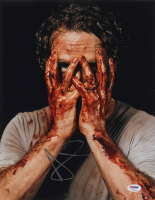 """Andrew Lincoln Signed """"The Walking Dead"""" 11x14 Photo (PSA Hologram) at PristineAuction.com"""