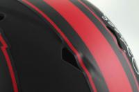 "Jim Kelly, Thurman Thomas & Andre Reed Signed Bills Eclipse Alternate Speed Full-Size Helmet Inscribed ""Bills Mafia"" & ""HOF 14"" (JSA COA) at PristineAuction.com"